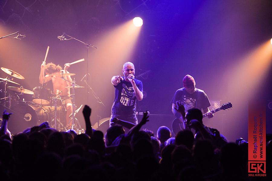 Photos : Lofofora @ Le Metronum, Toulouse | 09.10.2014