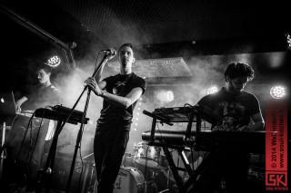 Photos de concert : Jeremie Whistler @ le Popup du Label, Paris | 03.11.2014