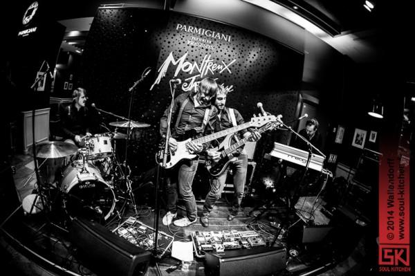 Photos : The Rambling Wheels @ Montreux Jazz Café, Paris | 13.11.2014