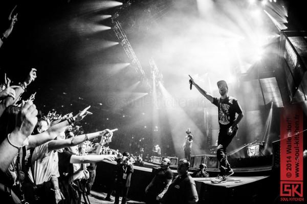 Photos : Linkin Park @ Bercy Aréna, Paris | 16.11.2014