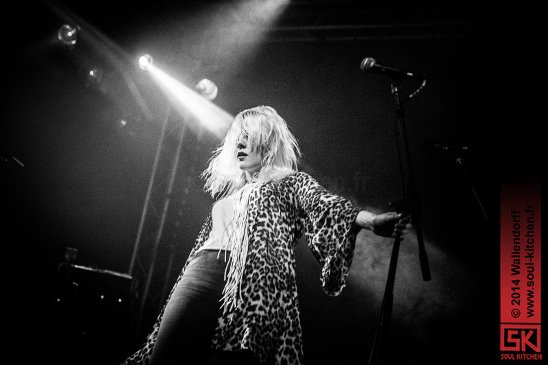 Photos de concert : White Lung @ le Point Éphémère, Paris | 20.11.2014