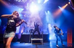 Photos de concert : Eluveitie @ Le Metronum, Toulouse | 06.11.2014