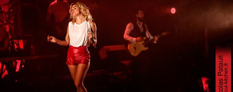 Photos concert : HollySiz @ La Sirène, La Rochelle   01.11.2014