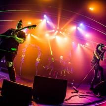 Photos de concert : Zombie Rockerz Party @ L'Autre Canal, Nancy | 01 novembre 2014