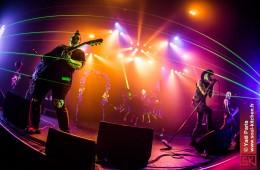 Photos de concert : Zombie Rockerz Party @ L'Autre Canal, Nancy   01 novembre 2014