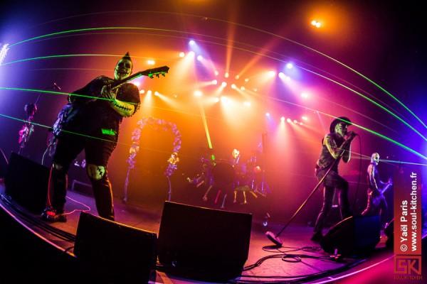 photos : Zombie Rockerz Party @ L'Autre Canal, Nancy | 01.11.2014