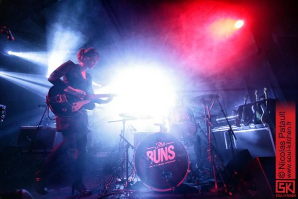The Buns @ La Sirène, La Rochelle | 01.11.2014