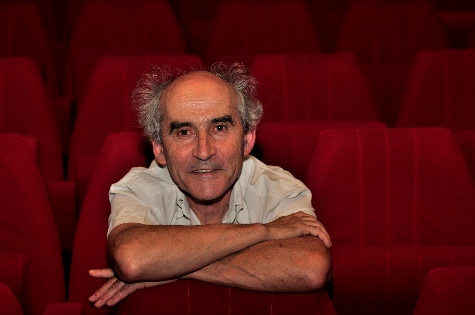 Alain Moreau © Bertrand Pichene