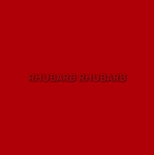 The Voyeurs - Rhubarb Rhubarb