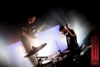 Photos de concert : ALB @ le Café de la Danse, Paris | 09.12.2014