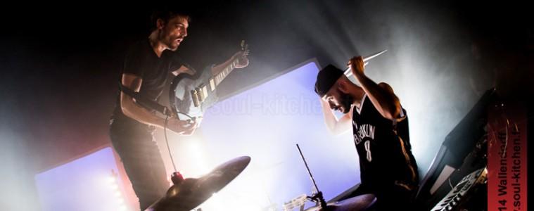 Photos de concert : ALB @ le Café de la Danse, Paris   09.12.2014