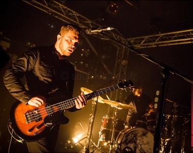 Photos concert : Royal Blood @ Bring the Noise Festival, le Point Éphémère, Paris   18.12.2014