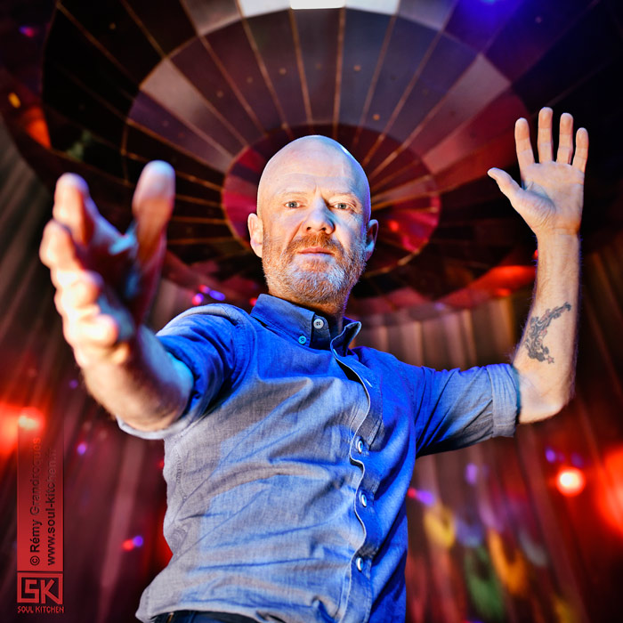 Jimmy Somerville @ Paris | 30-01-2015