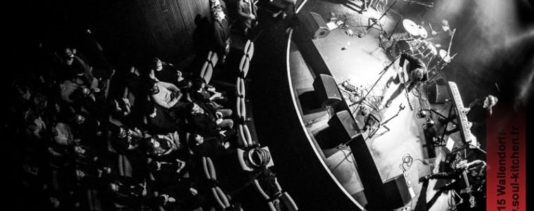 Photos de concert : Les Lignes Droites @ les Trois Baudets, Paris   19.01.2015