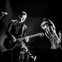 Photos : Interpol @ l'Olympia, Paris | 27.01.2015