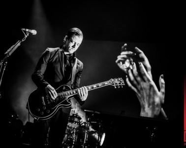Photos concert : Interpol @ l'Olympia, Paris   26.01.2015
