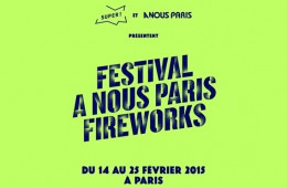 A nous Paris - Fireworks
