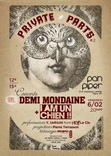 Demi Mondaine - I AM UN CHIEN