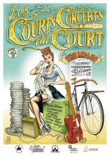 Les Courts Concerts du Court