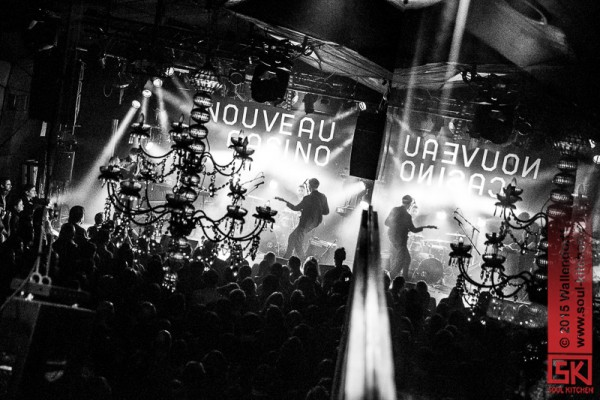 Photos de concert : Motorama @ le Nouveau Casino, Paris | 03.02.2015