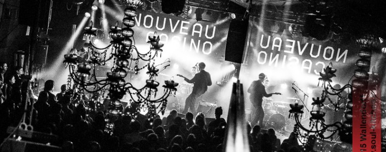 Photos de concert : Motorama @ le Nouveau Casino, Paris   03.02.2015