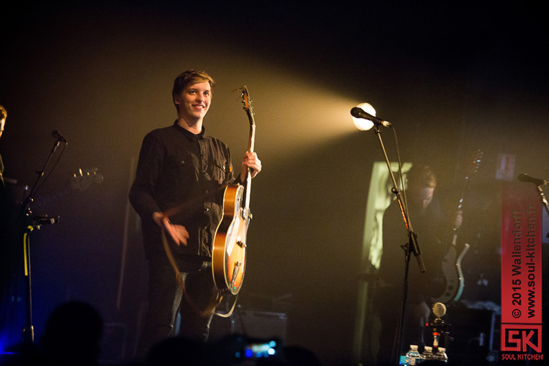 Photos : George Ezra @ le Bataclan, Paris | 12.02.2015