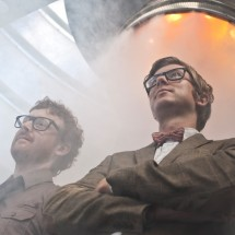 Public Service Broadcasting, astro-notes anglais
