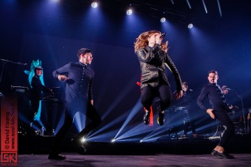 photos : Christine and the Queens @ Transbordeur, Lyon | 04.03.2015