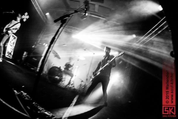 Photos concert : METZ + The Bodies @ le Point Éphémère, Paris   05.03.2015
