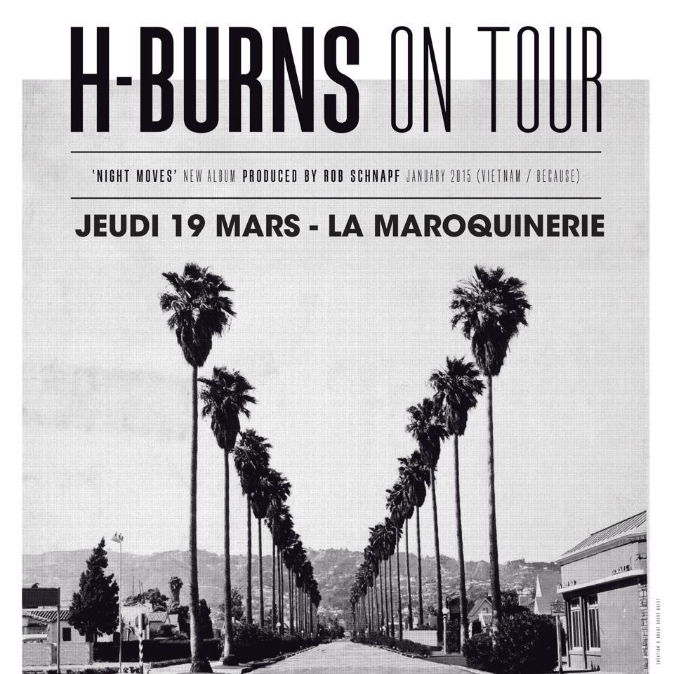 H-Burns à la Maroquinerie