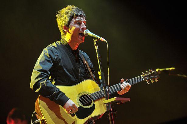 Noel Gallagher @ Odyssey Arena, Belfast - 03-03-2015