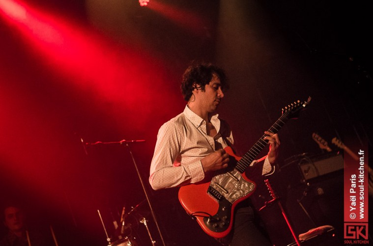 Photos de concert : Tahiti 80 + We Are Match @ L'Autre Canal, Nancy | 19 mars 2015