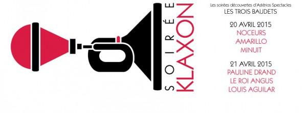 Klaxon aux Trois Baudets