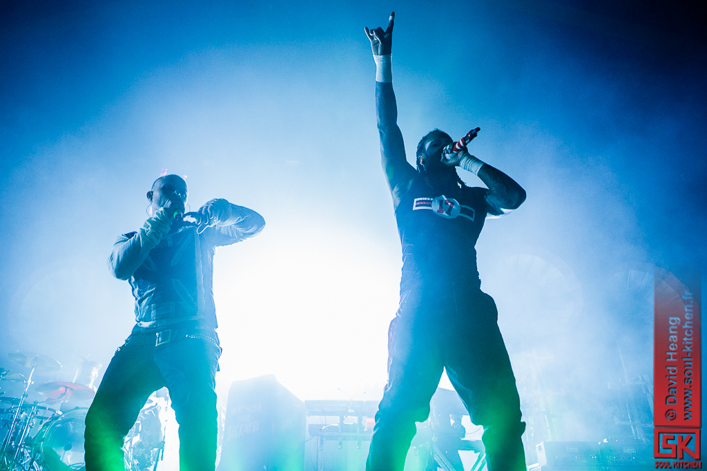Photos concert : The Prodigy @ Halle Tony Garnier, Lyon | 16 avril 2015