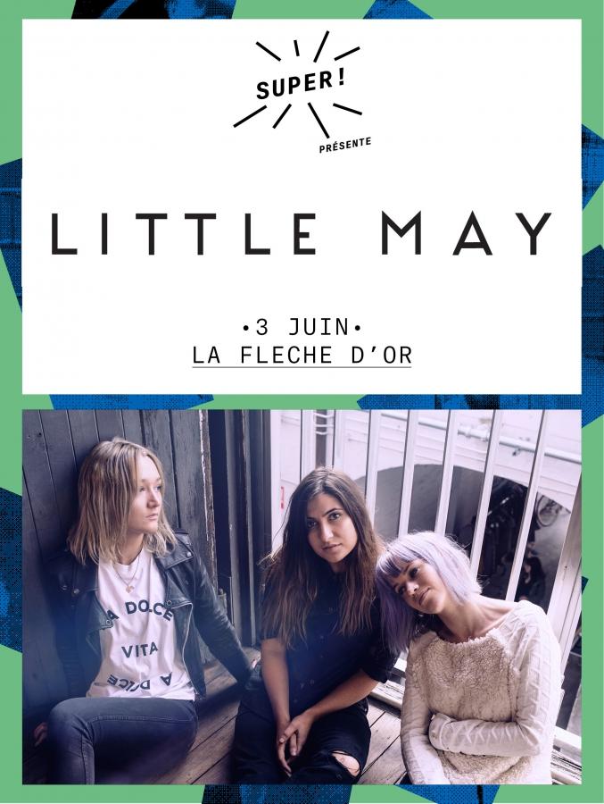Little May à La Flèche d'Or