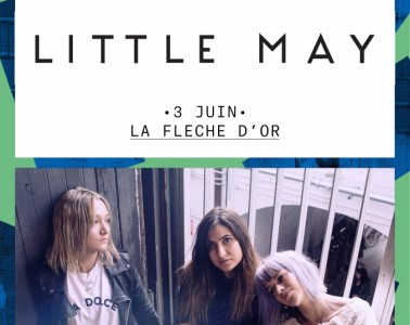 Little May à La Flèche d'Or