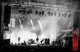 Photos : Weekend des Curiosités @ Le Bikini, Toulouse   27/05/2015