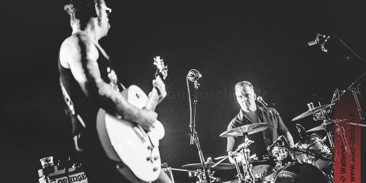 Eagles of Death Metal @ le Trianon, Paris, 09/06/2015