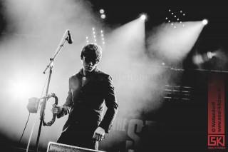 The Strypes @ Oüi FM Festival, Paris, 24/06/2015