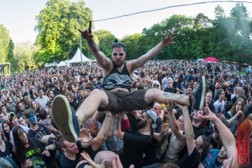 Plein Air De Rock 2015