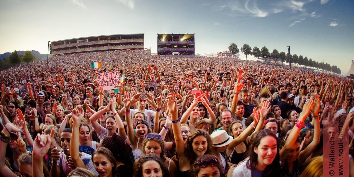 Photos : Paléo Festival, Nyon | 21.07.2015