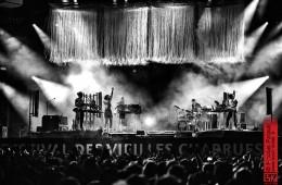 Photos : The Dø @ Festival des Vieilles Charrues 2015 | 17.07.2015