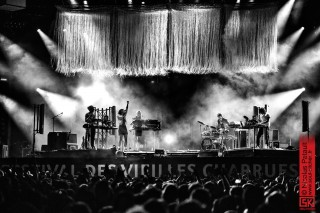 Photos : The Dø @ Festival des Vieilles Charrues 2015 | 17.07.2015