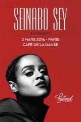 Seinabo Sey - Café de la danse