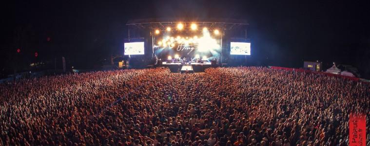 photos de concert : Sting @ La Nuit de l'Erdre 2015