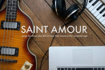 Saint Amour - Album