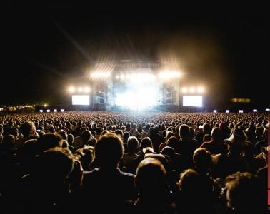Johnny Hallyday @ Paléo Festival, Nyon, 23/07/2015