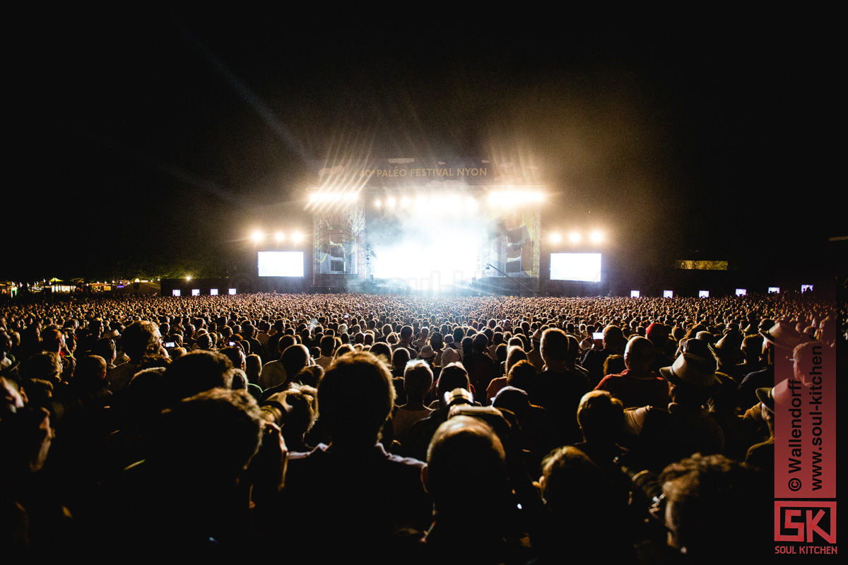 photos : Paléo Festival, Nyon | 23.07.2015