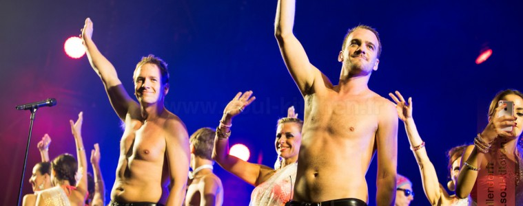 Photos concert :120 Secondes présente Paléo @ Paléo Festival, Nyon, 24/07/2015