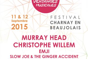 Les Vendanges Musicales 2015